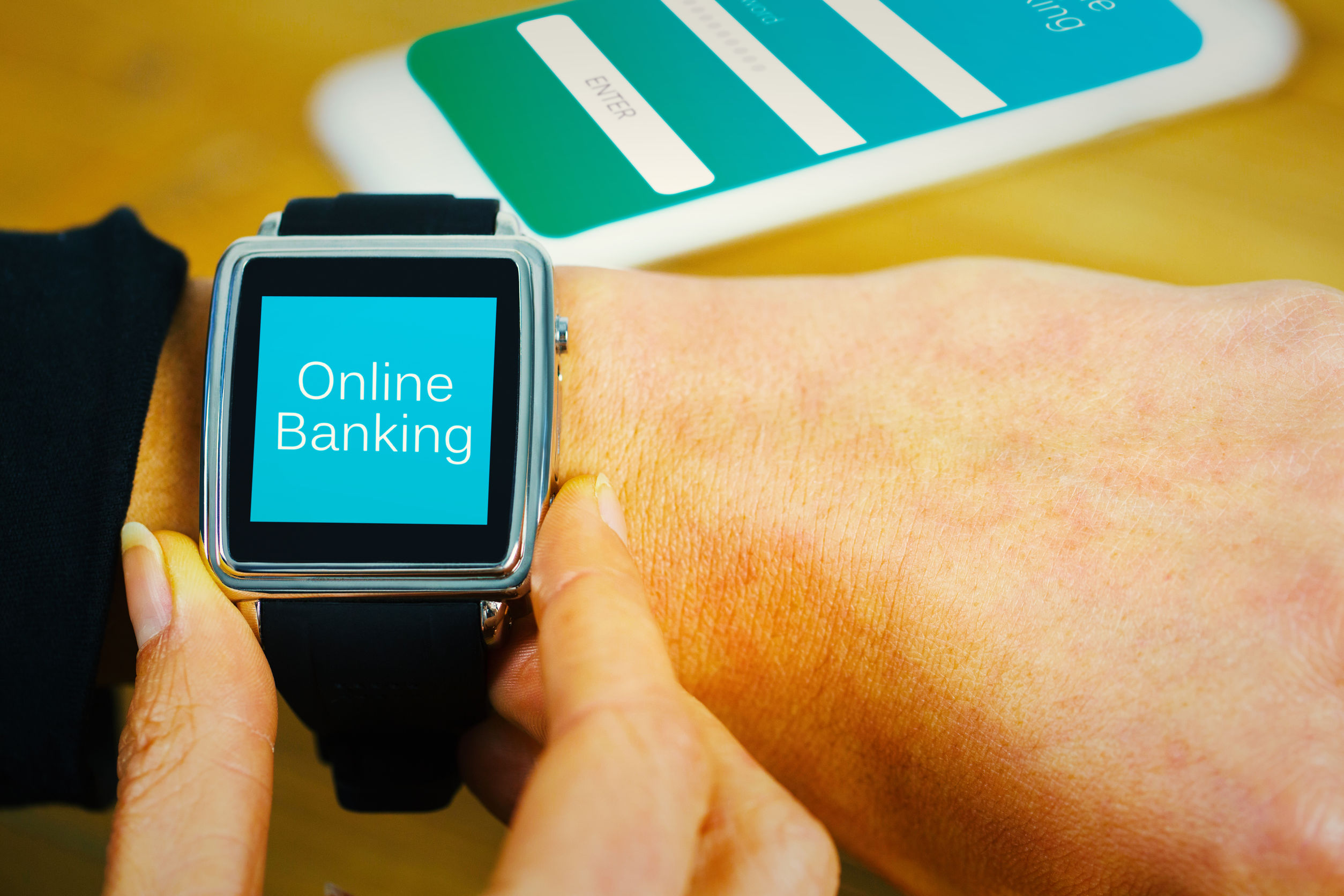 Mobile banking - Is personal financial advice a thing of the past?